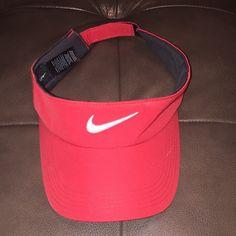 Nike Golf Visor Nike Golf Visor with adjustable band Nike Accessories Hats