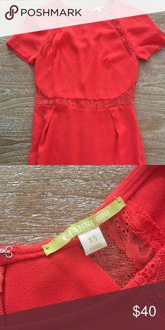 Gianni bini lace cut out dress Lace cut out dress Gianni Bini Dresses Mini
