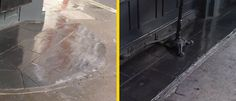 #PatioCleaning #OutsideCleaning #SpecialistCleaning #BeforeAndAfter #TheFluidWay http://www.fluidhygiene.com/specialist-cleaning/patio-decking-cleaning/