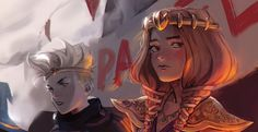 A preview of my piece for the @memberzine! It's been a pleasure working alongside such wonderful and talented people uwu by:banished from space & time