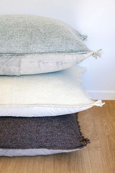 New Pampa cushions! 80x80 cm woven in Southern Argentina #wearepampa
