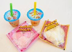 A look at some of the cool, Disney-themed snacks you can get at Tokyo Disneyland!