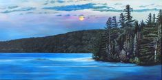 Northern Landscapes of Ontario Teresa Thompson Oakville Canadian Nature, Algonquin Park, Two Rivers, Landscape Paintings, Landscapes, Traditional Paintings, Fine Art Photography, Ontario, Canvas