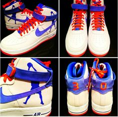 Air Force 1 Sheed Player Exclusive #sheed #nike #af1 #pe