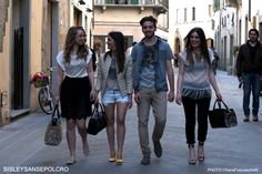 Girls and Boys Sisley Sansepolcro Spring-Summer 2014