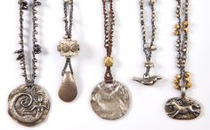 ERB Jewelry. Beaded artisan jewelry by Erin Reinecke Balint