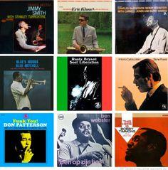Smokin' Jazz album covers 2 of 2