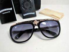 Chrome Hearts Affliction BK Unisex Sunglasses Outlet