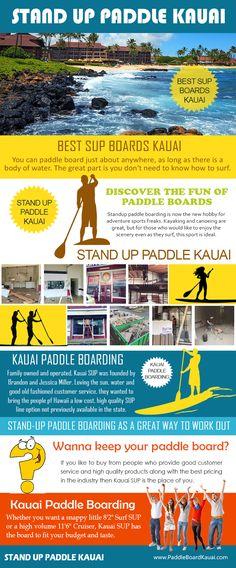 Browse Tackks about Kauai SUP - Stand Up Paddle Boarding (@KauaiSUPStandUpPaddleBoarding)