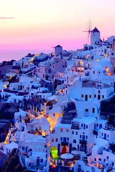 EVERYTHING I LOVE — Greece : A view on Oia, (BY:Frans Sellies) on imgfave