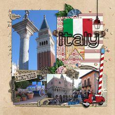 Member Galleries - Italy - Britt-ish Designs Gallery