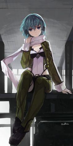 Sword Art Online, Shinon,