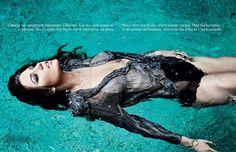Vogue Russia June 2016 Adele Exarchopoulos by Patrick Demarchelier-4
