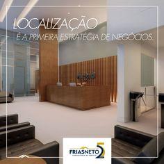 O Head Tower está na Av. Independência, com salas comerciais em módulos de 41 m² a 335 m².