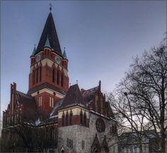ღღ Lankwitz Kirche - Bild & Foto von Bärbel Roloff aus Steglitz-Zehlendorf - Fotografie (30085197) | fotocommunity