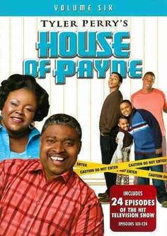 Tyler Perry's House Of Payne Vol 6