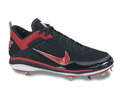 Check out the deal on Nike Air Show Elite 2 Black - Red at  ShopExtraInnings.com ad721b3c8