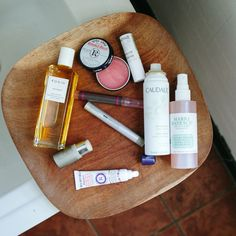 Beauty routine I can manage.