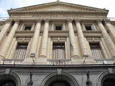 Soy Bibliotecario: La Biblioteca Nacional recupera el edificio de la ...