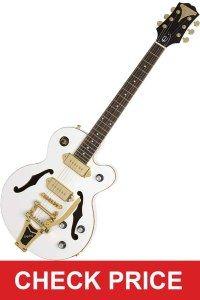 Best Semi Hollow Body Guitar Under 1000 Dollar In 2020 Guitar Cool Guitar Body