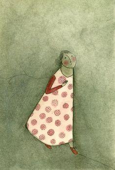 elena odriozola Children's Book Illustration, Illustrations, Elena Odriozola, Paintings I Love, Art World, Childrens Books, Book Art, Whimsical, Collage