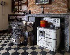 stove to show Bob