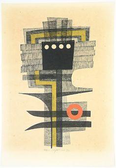Fumio Fujita (born 1933) – Mask