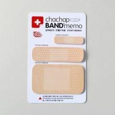 Band-Aid Postit Sticky Memopad
