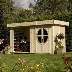 Rowlinson Connor Leisure Chalet Log Cabin