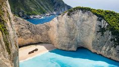 Hotel Rates Start at: $200 per night for a villaAt about 157 square miles, Zakynthos isn't small. Ye... - VOJTa Herout / Shutterstock.com