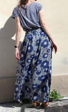 Waist Skirt, High Waisted Skirt, Creation Couture, Skirts, Inspiration, Crochet, Diy, Fashion, Clothing