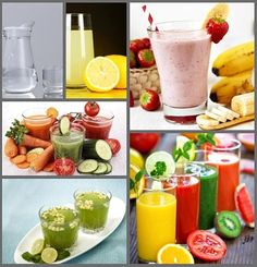 Lovely array of energy drinks - much better than commercial varieties Homemade Energy Drink, Sports Drink, Healthy Alternatives, Energy Drinks, Commercial, Ethnic Recipes, Food, Eten, Meals