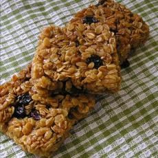 Chewy English Flapjack