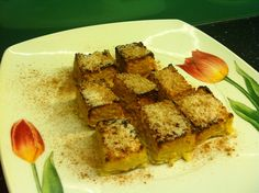 Dukan Pain Perdu: the lightest French Toast you'll ever eat... Pain Perdu literally means 'lost bread' in french, but we all know and love it as 'French Toast'. Ingredients List in a previous pin...
