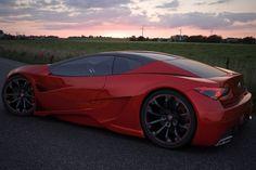 Visit The MACHINE Shop Café... ❤ Best of BMW @ MACHINE ❤ (2012 BMW GT M1 Supercar)