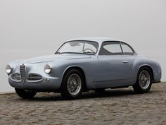 1952 Alfa Romeo 1900C Sprint by Carrozzeria Touring