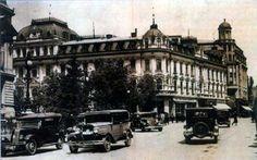 Poze Bucurestiul vechi Brasov Romania, Bucharest Romania, Little Paris, Old City, Vintage Photography, Rotterdam, Continents, Wander, Paris Skyline