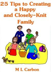 25 Tips to Creating a Happy and Closely-Knit Family is compact with 25 simple values and practical principles on how to have a joyful, peaceful, harmonious, trusting and loving household.