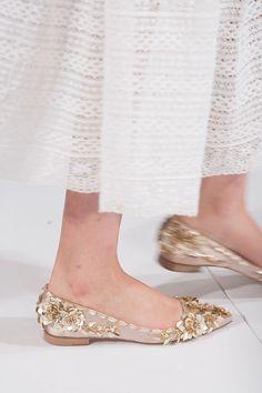 Oscar de la Renta shoes Spring collection 2014