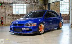 Evo 8, Orange Wheels, Mitsubishi Lancer Evolution, Tuner Cars, Performance Cars, Japanese Style, Jdm, Cars And Motorcycles, Nice