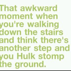 Other clumsy people will appreciate this