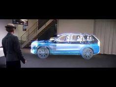 Volvo utilizará HoloLens para enseñar su coches - http://www.actualidadgadget.com/volvo-utilizara-hololens-para-ensenar-su-coches/