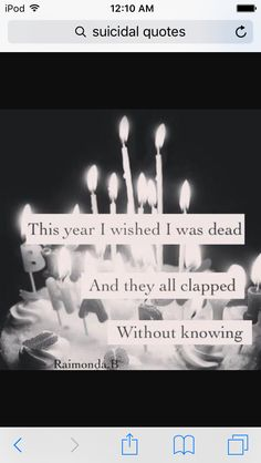 Who else has wished this I have I do I hate it and I wish I didn't but I'm in pain I have voices telling me to die everyone hates me maybe I should die.✖️❤️