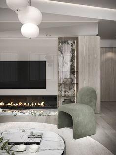 Interior Architecture, Interior And Exterior, Interior Design, Living Room Designs, Living Spaces, Living Area, Duplex House Design, Studio Apartment Decorating, Living Room With Fireplace