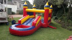 To get the best deal, look for different firms and hire jumping castle Bloemfontein. Click this site http://jumpandfun.co.za for more information on hire jumping castle Bloemfontein. You can browse your internet to find some or you can also inquire from your party needs suppliers. There are also other inflatable options like the water slide, bounce house, and many more. follow us https://zocal.co.za/bloemfontein/mangaung/jump-and-fun/company