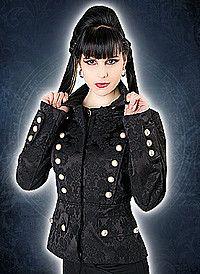 Aderlass Ladys Corsair Jacket Brocade Black