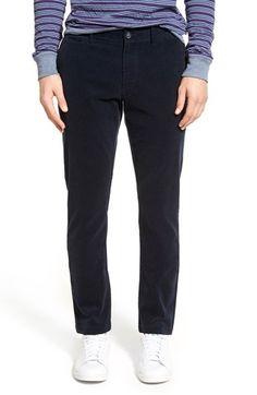 Original Penguin 'P55' Slim Fit Corduroy Pants available at #Nordstrom