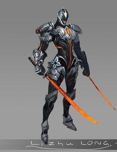 i like the swords and the colour of them