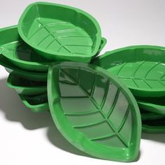 Amazon.com: Palm Leaf Serving Trays Perfect serving ware for the Very Hungry Caterpillar Birthday!!!