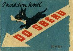 czech matchbox by blackaller on Flickr.